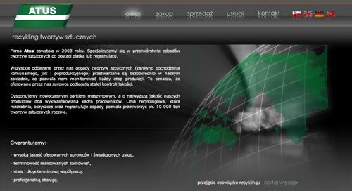 strony www cennik