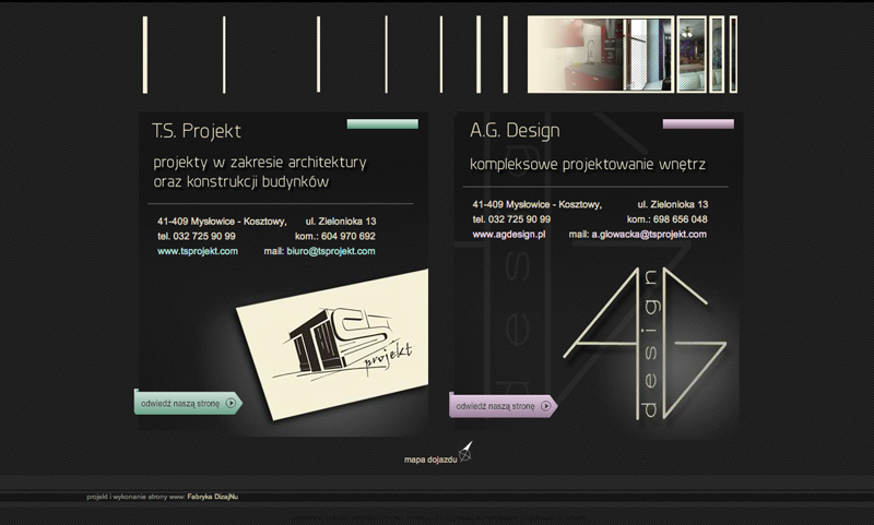 projektowanie stron www