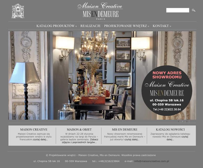 maison creativ trendy maison creativ with maison creativ. Black Bedroom Furniture Sets. Home Design Ideas