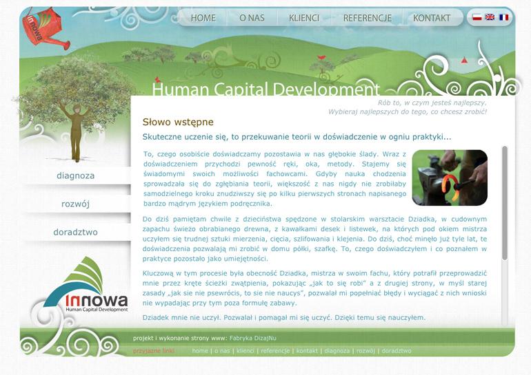 Założenie strony www